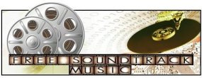 Free Soundtrack Music Site Logo